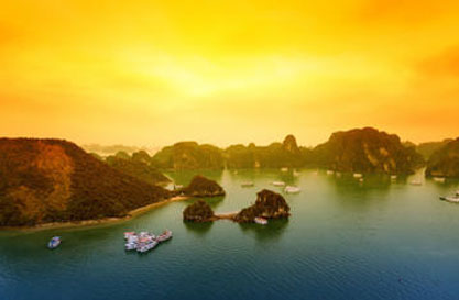 Weather in Halong Bay during the month of March